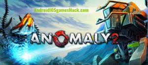 Anomaly 2 Hack for Android and iOS Unlimited Cash, Minerals (not Hack Tool)