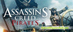 Assassin's Creed Pirates Hack for Android and iOS Coins, Books – Cheats