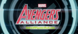 MARVEL Avengers Alliance Hack and cheats for Unlimited Gold and Silver for Android