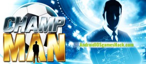 Champ Man Hack for Android and iOS Unlimited Coins Cheats