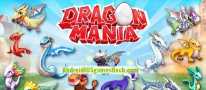 Dragon Mania Hack Unlimited Coins, Gems and Food for iOS