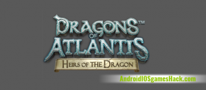 Dragons of Atlantis: Heirs of the Dragon Hack for Android and iOS Add Unlimited Rubies Cheats