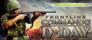 Frontline Commando D Day Hack for Android and iOS Gold, Cash, Health Cheats
