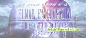 Final Fantasy IV After Years Hack for Android and iOS Unlimited Gils, HP, All Items