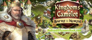 Kingdoms of Camelot: Battle for the North Hack for Android and iOS Gems Cheats