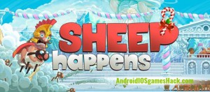 Sheep Happens Hack for Android and iOS Unlimited Coins