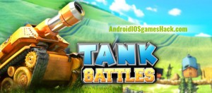 Tank Battles Hack for iOS Apple Unlimited Coins and Cash