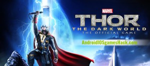 Thor: The Dark World Hack Unlimited URU, ISO-8, Rune for iOS (apple)