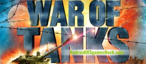 War of Tanks Hack for Android and iOS Unlimited Cash and Coins Cheats