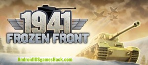 1941 Frozen Front Hack for Android and iOS Unlimited Gold Cheats