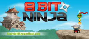 8Bit Ninja Hack for Android and iOS Add Unlimited Coins and Dragon Eggs Cheats
