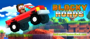 Blocky Roads Hack for Android Add Unlimited Coins and MORE Cheats