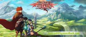 Brave Trials Hack for Android and iOS Add Gold and Gems Cheats