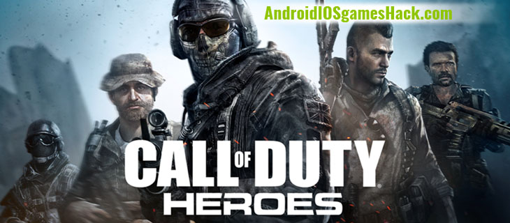 Call of Duty Heroes Hack and Cheats for Android and iOS