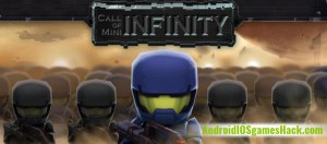 Call of Mini: Infinity Hack for Android Get Unlimited Crystals and Gold Cheats