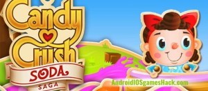 Candy Crush Soda Saga Hack for Android and iOS Add Lives and Gold Bars Cheats