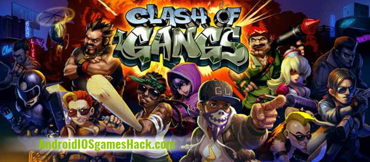 Clach of Gangs Hack and Cheats for Android and iOS