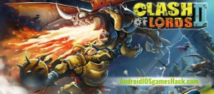 Clash of Lords 2 Hack for Android and iOS Unlimited Jewels and Gold Cheats