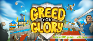 Greed for Glory: War Strategy Hack for Android Get Gold, Diamonds and Iron Cheats