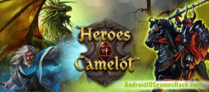 Heroes of Camelot Hack for Android and iOS Unlimited Gems, Gold, XP Cheats