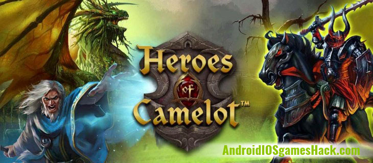 Heroes of Camelot Hack and Cheats for Android and iOS
