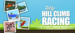 Hill Climb Racing Hack for Android and iOS Get Coins, Unlock Tracks and Cars Cheats