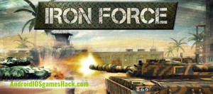 Iron Force Hack for Android and iOS Add Diamonds, Cash and Nitro Cheats