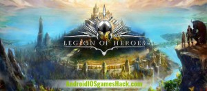 Legion of Heroes Hack for Android and iOS Get Gold, Hearts Cheats