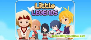 Little Legends Hack for Android and iOS Get Unlimited Gems, Gold and Energy Cheats