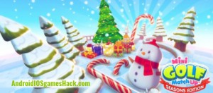 Mini Golf MatchUp Seasons Hack for Android Get Coins, Stars and MORE Cheats