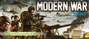 Modern War Hack for Android and iOS Unlimited Gold and Cash Cheats