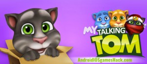 My Talking Tom Hack for Android Unlimited Coins Cheats