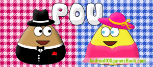 Pou Hack for Android Add Unlimited Potions, Coins, Unlock All Items Cheats