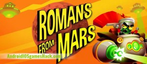 Romans From Mars Hack for Android and iOS Unlimited Diamonds and Coins Cheats