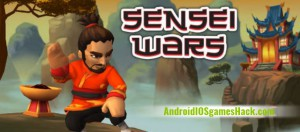 Sensei Wars Hack for Android Add Unlimited Gems, Food and Gold Cheats