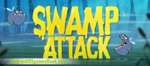 Swamp Attack Hack Android and iOS Add Potions and Coins Cheats