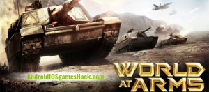 World at Arms Hack for Android and iOS Unlimited Stars, Coins Cheats