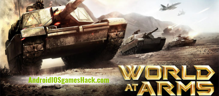 World at Arms Hack and Cheats for Android and iOS
