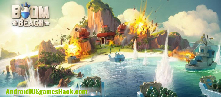 Boom Beach Hack and Cheats for Android and iOS