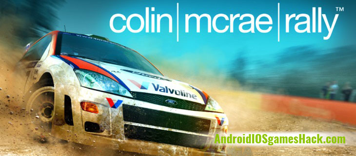 Colin McRae Rally Hack and Cheats for Android and iOS