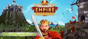 Empire: Four Kingdoms Hack for Android and iOS Unlimited Gold, Rubies, Food Cheats