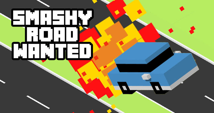 Smashy Road Wanted Cheats mod apk