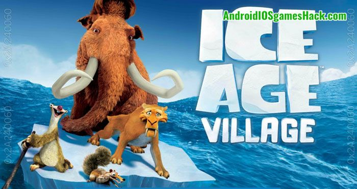 Ice Age Village Hack Unlimited Coins and Acorns
