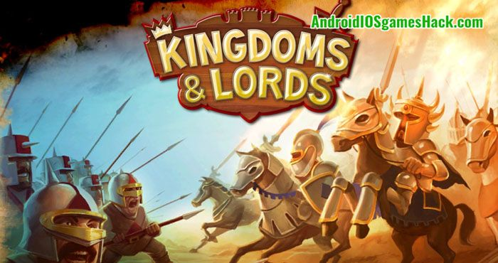 Kingdoms and Lords Hack Unlimited Diamonds and Money